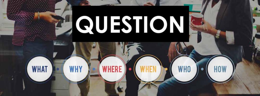 تاکتیک مذاکره | سوال باز | مشاوره مدیریت