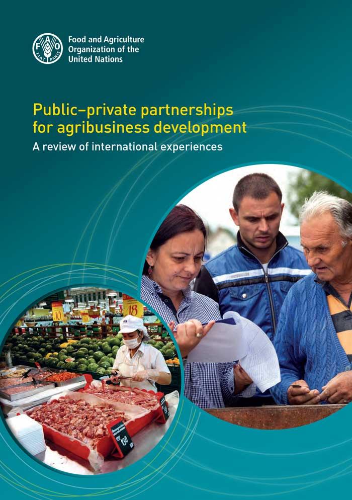 مشارکت عمومی - خصوصی برای توسعه بخش کشاورزی سند فائو