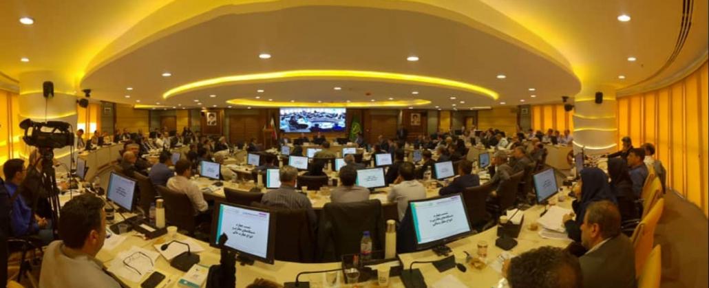 اولین همایش مشارکت عمومی- خصوصی در توسعه بخش کشاورزی